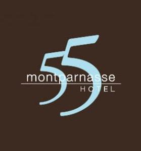 Exposition à l'hôtel le 55 Montparnasse, Paris 14ème