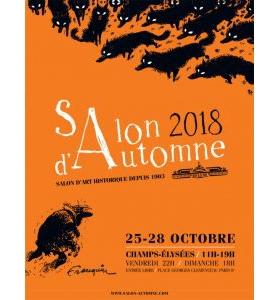 Vittoretti au Salon d'Automne de Paris