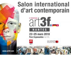 Vittoretti à Art3F Nantes