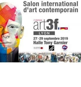 Exposition des oeuvres de Vittoretti à Lyon, Salon Art3F