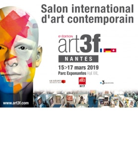 Le Salon International de l'Art Contemporain de Nantes