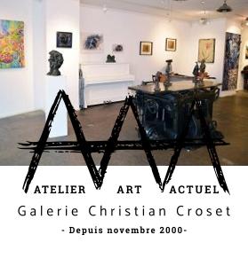 Exposition de Vittoretti à la Galerie AAA