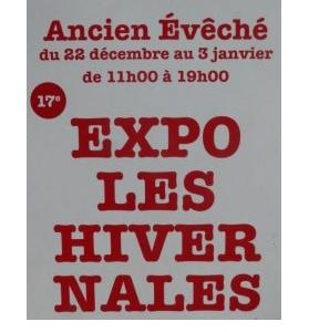 """""""Les Hivernales"""", 17ème édition : exposition à Sarlat"""