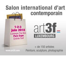 Vittoretti à Art3F Luxembourg
